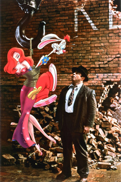 film-is-my-life:  Who Framed Roger Rabbit(1988)