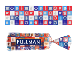 Bimbo/Pullman Bread  Packaging Design