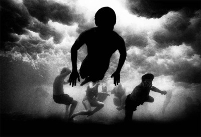 """The 7th Wave"" by Trent Parke"