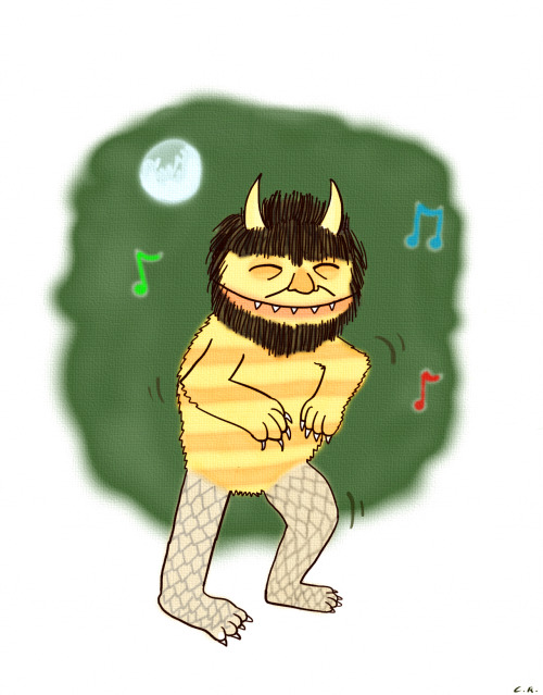 The Wild Rumpus Never Ends R.I.P. Maurice Sendak