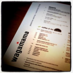 @wagamama #iheartboston #boston #faneuilhall #quincymarket #Asian #food (Taken with Instagram at Wagamama)