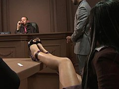 The court Long quality porn video. Link: http://porn-mix.com/t/?id=2377