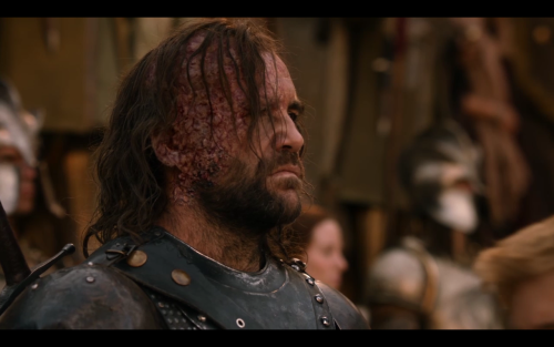 Game of Thrones - The Hound Another amazing Game Of Thrones - The Old Gods and the New (S2, Ep6)