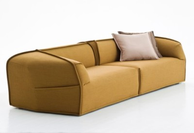 cdsf:  Design: Patricia Urquiola (via M.a.s.s.a.s. Sofa by Moroso, design at STYLEPARK)