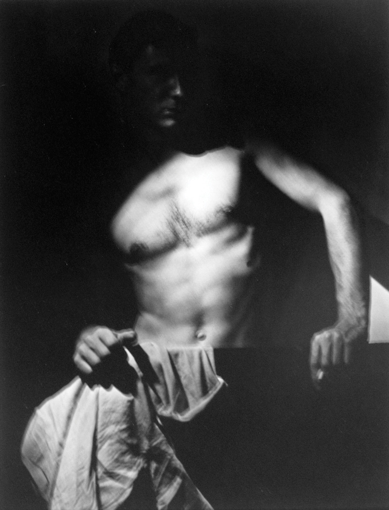 Olive Cotton - Max Dupain After Surfing, 1939