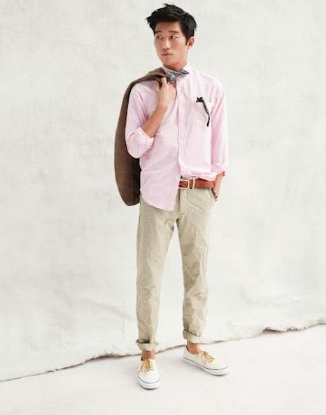 Minkyu Kim — teacher J.Crew May 2012 Style Guide p.056 [side note] my J.Crew catalogue collection is getting a bit excessive