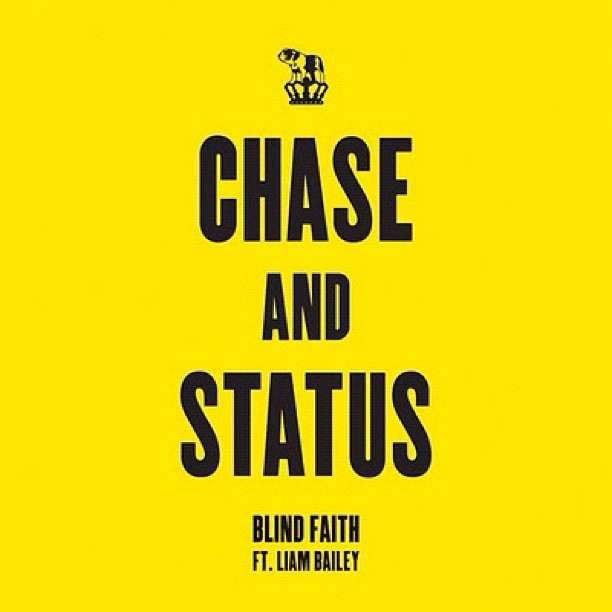 Blind Faith by @chaseandstatus takes #trackoftheday. #perfection @musicadamlikes (Taken with instagram)