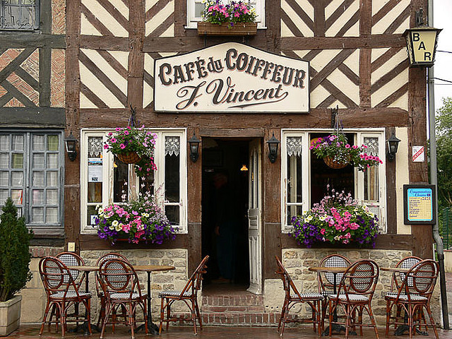 Beuvron en Auge, France (by Boccacino)