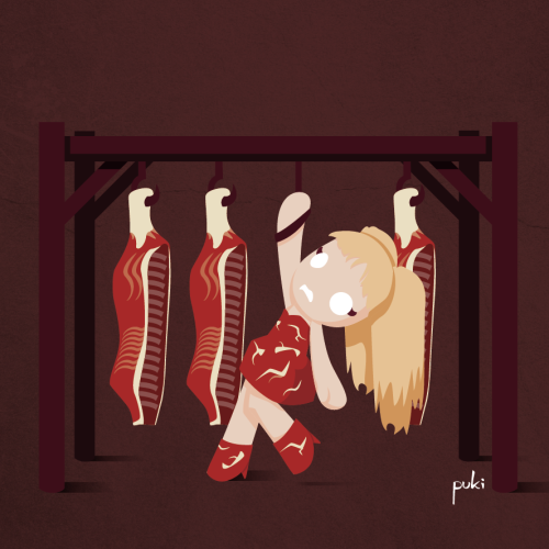 bitchesproject:  BTWBall Americano Meat