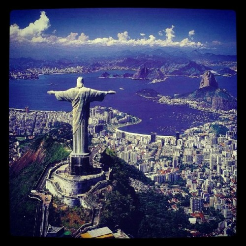 mahnazerati:  My 2014 destination! #brazil #brasilia #riodejaneiro #2014 #2years #cantwait #holiday #amazing (Taken with instagram)