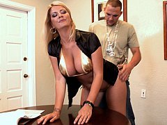 I fucked my boss hard from behind Long quality porn video. Link: http://porn-mix.com/t/?id=2547