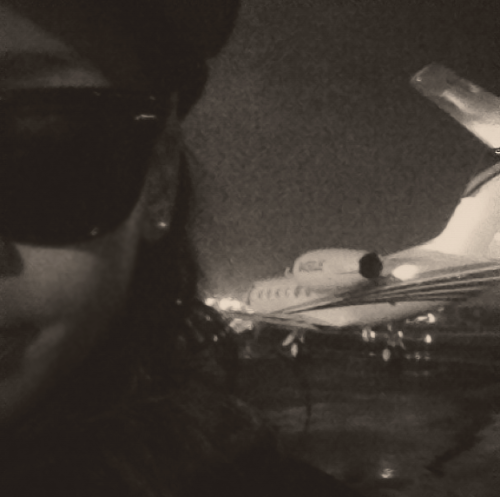 "rihannamyheart:  @rihanna ""My ride home NY days LA nights #itwuzreal"""
