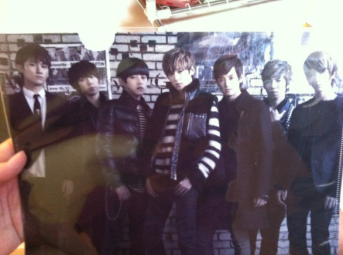 Ukiss Tick Tack file (2 files in a set) - SGD15 [brand new in packaging]