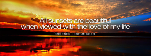 Sunset Facebook Covers