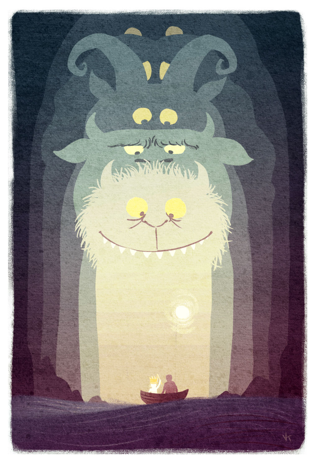 Farewell Maurice Sendak. Your imagination inspired so many…and my childhood was richer for it.