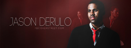 Jason Derulo 3 Facebook Cover
