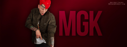 Machine Gun Kelly 2 Facebook Cover
