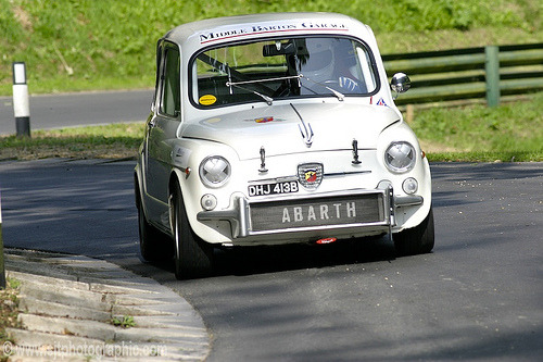 carpr0n:  Spirit of lunacy Starring: Fiat 850 tc (by sjtphotographic)