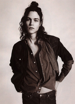 Miles Mcmillan by Chris Craymer for Italian Vanity Fair
