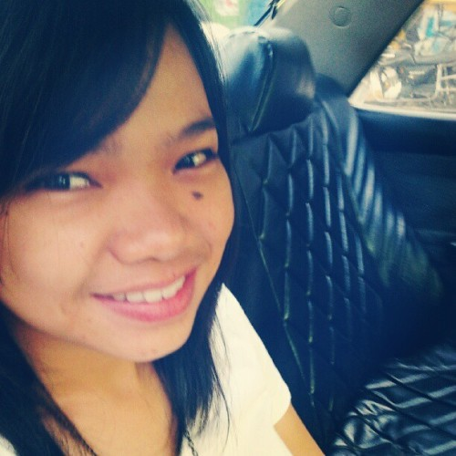 I reserved a seat for you. :) Imissyou!  (Taken with instagram)