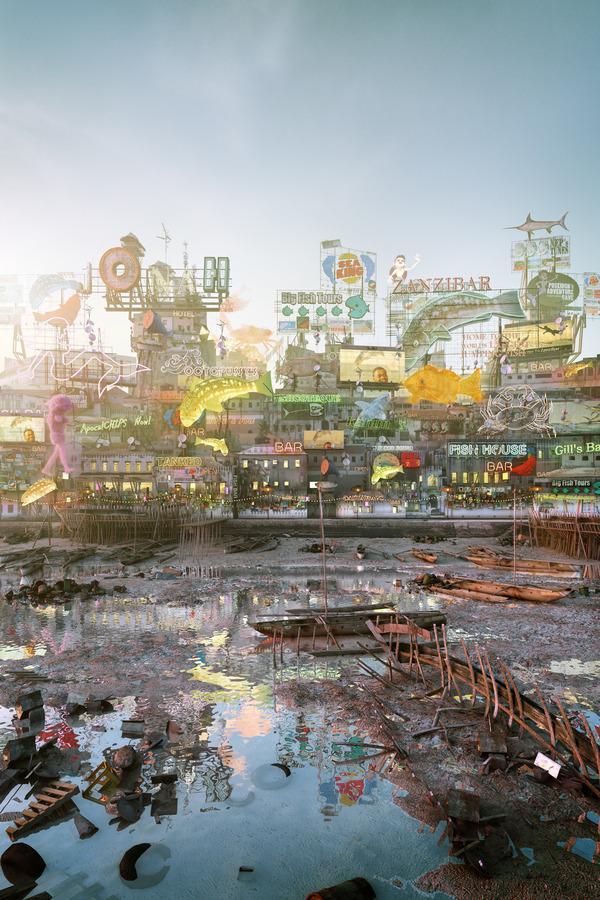 heavygraffic:  Factory Fifteen