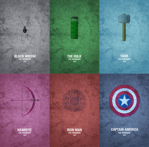 avengers-stuff:  The Avengers by ~Al-Pennyworth