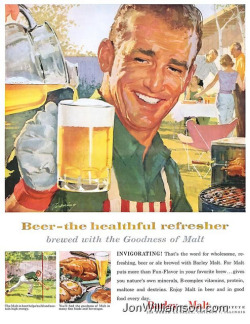 oldads:  Barley and Malt Institute - 19590907 Life on Flickr.Website | Flickr | Tumblr | Twitter  Classic.