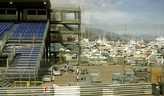 Grand Prix 2012 on Flickr.Preparations for the Grand Prix race in Monaco. 2012. © Bree Sage http://seebreebefree.wordpress.com/
