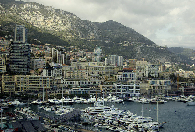 Boats, Yachts and Buildings on Flickr.The riches of Monaco. © Bree Sage http://seebreebefree.wordpress.com/
