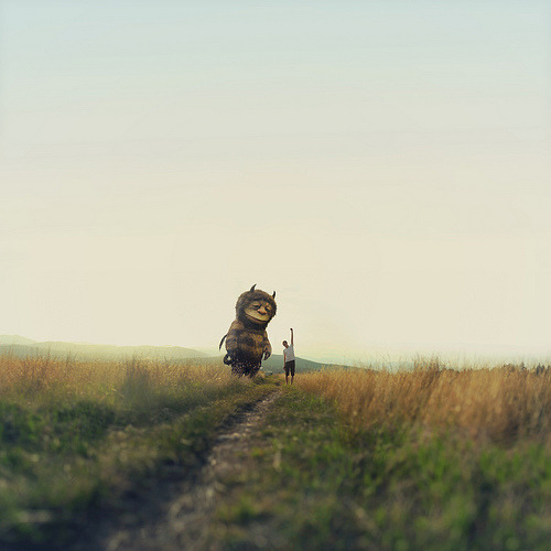 We Are All Wild Things Now by Joel Robison