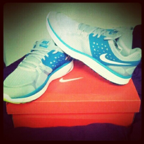 Yes! Finally I have some proper gym/running trainers #NikeLunarSwift #Plus3 #Nike #Gym #Running #WorkOut #TeamBringit  (Taken with Instagram at Sleaford)