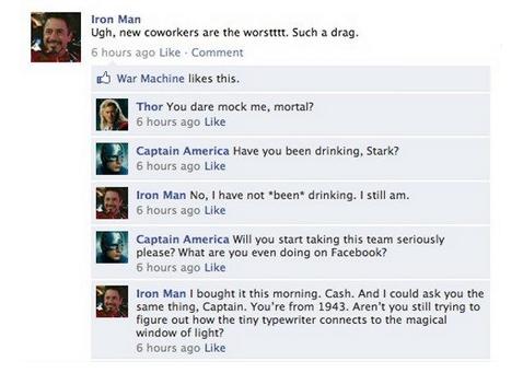 LOL iron man