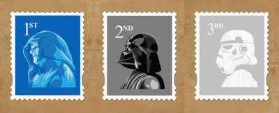 Imperial Stamps by Matt Cowan