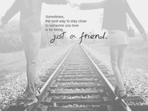 #Just a Friend