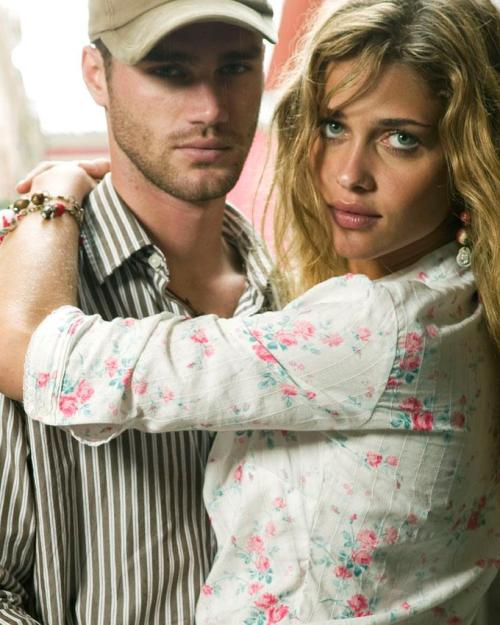 malemodelsinfashion:  Diego Lodi and Ana Beatriz Barros by Felix Dasilva