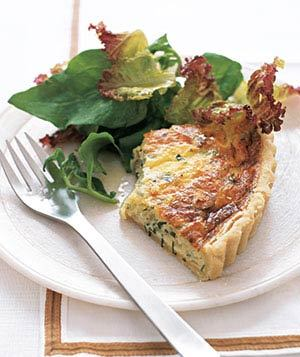 """Make Ahead"" breakfast quiche … yum!  Make!!"