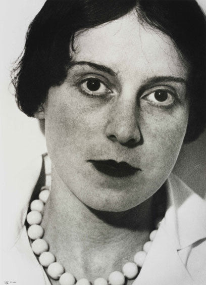 Ilse Bing - Self-Portrait, 1931