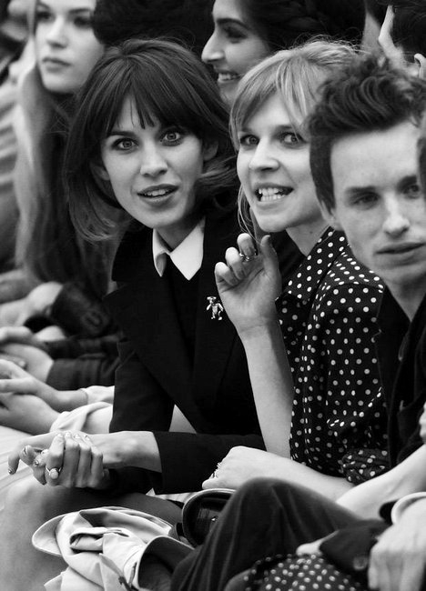 so many bangs …. and eddie redmayne so many good things