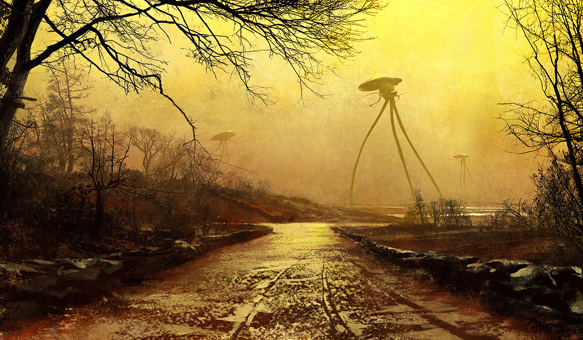 War of the Worlds by Jaime Jones