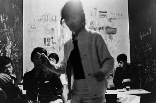 life:  Not published in LIFE: Japanese youth, Tokyo, 1964. See more here.