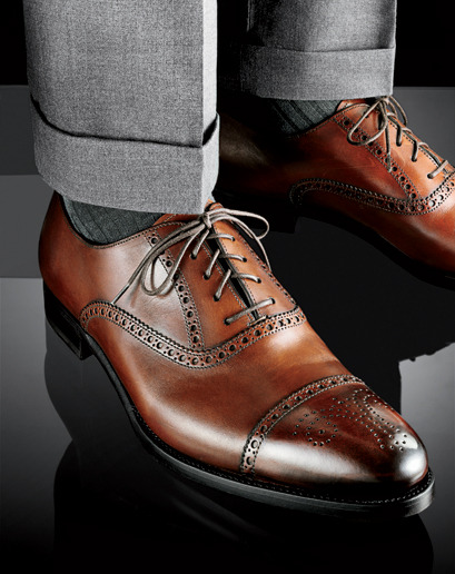 gqfashion:  The GQ Guide to Shoes Say no to square toes. Here's how.