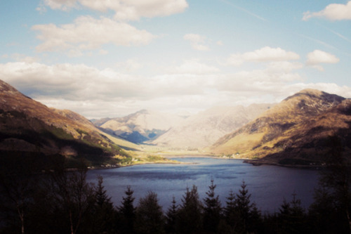 betweenduskanddark:  Highlands, Scotland. by daylong on Flickr.