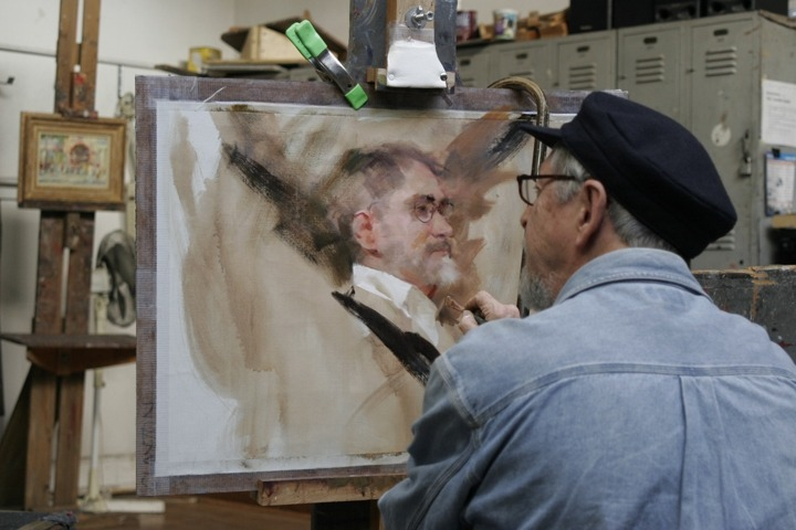 Richard Schmid demo via