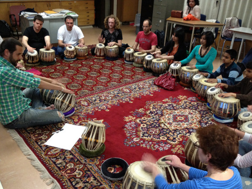 New Beginning Tabla Class Toronto Tabla Ensemble New Beginning Tabla Class starting May 14, sign up now! Spring I Session May 14th - June 16th 416 504 7082 5 Week Sessionhttp://www.torontotabla.com/classes/sche/  Study Tabla In BramptonStudy Kathak Dance in Brampton Tabla and Kathak Dance classes will be starting in Brampton this Fall 2012. Please contact us at 416 504 7082 for more info