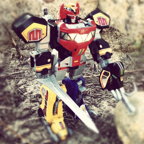 Mighty Megazord