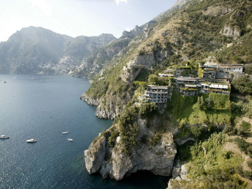 Top 100 Hotels & Resorts in the World | Il San Pietro di Positano, Italy