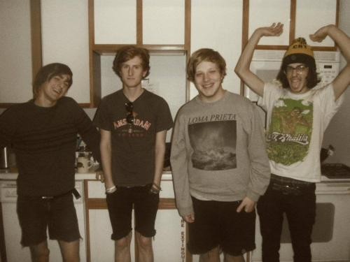 ashleeprewitt:  epilogueofacarcrash:  these were my roommates my freshman year at columbia college chicago. three random people i was chosen to live with. alex, eric, and corey are the best friends i'll ever have. despite us going out separate ways as far as living situations, i know we're going to be friends forever.   THESE FUCKIN' GUYS.  the greatest.  Look at how fucking photogenic Eric is. I mean goddamn.