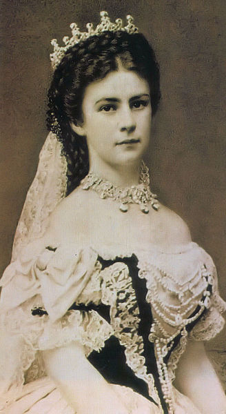 Elisabeth of Austria,  called Sisi by family and friends, who led a life so interesting a musical was made about it.  http://en.wikipedia.org/wiki/Empress_Elisabeth_of_Austria