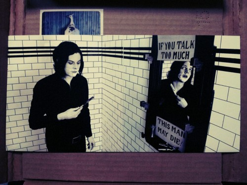 Jack White's 1st & 2nd single from Blunderbuss.