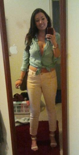 My outfit from last nights date :)